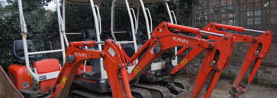 Small Plant Hire Sale